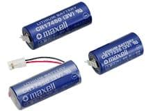 円筒形リチウム電池(CR17335・CR17450他)