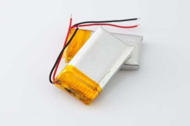 リチウムポリマー電池