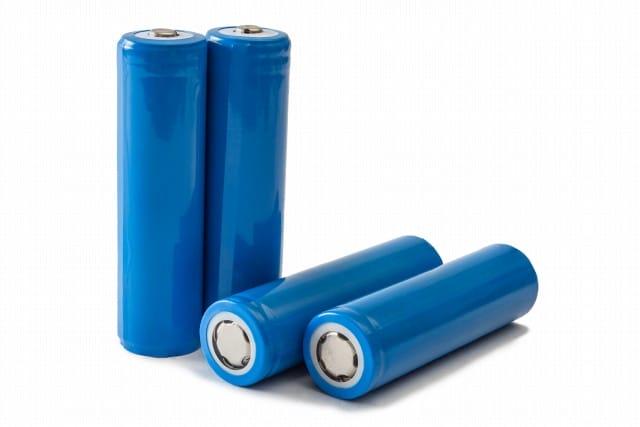 リチウムイオン電池(円筒形・角形)