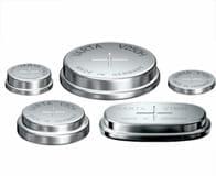 ボタン形ニッケル水素電池(Ni-MH)