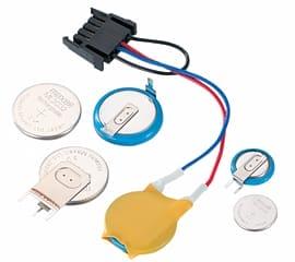 コイン形リチウム二次電池(ML)